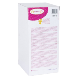 ORMELLE FEMALE CONDOM 100 CONDOMS IN A BOX