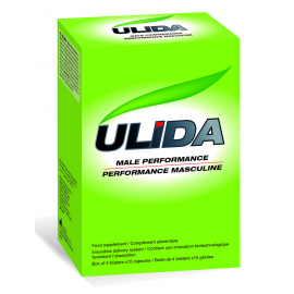 ULIDA MALE PERFORMANCE 60 CAPSULES